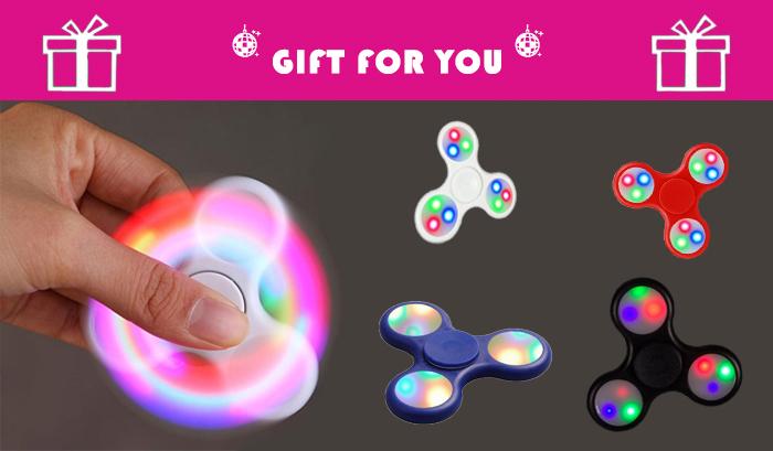 fidget spinner gift