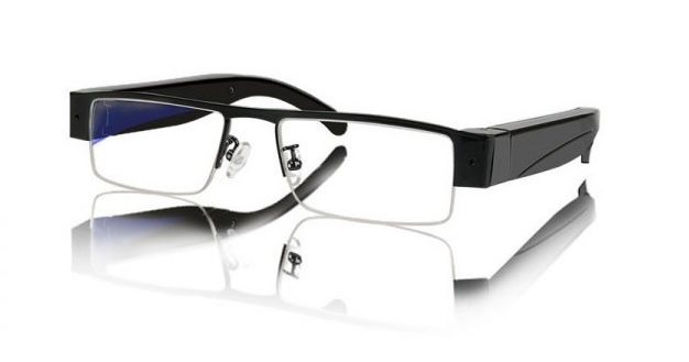 spy glasses with Full HD camera