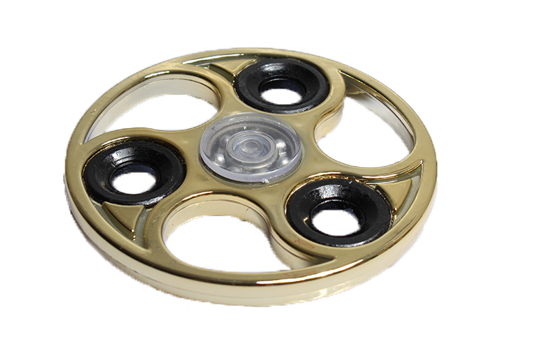 Fidget GOLD spinert