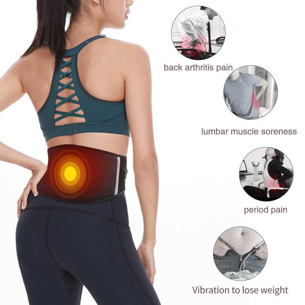 heater for waist and back to relieve pain