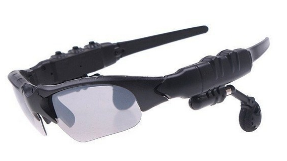 Sunglasses with Bluetooth mp3 player  18740ddbe3