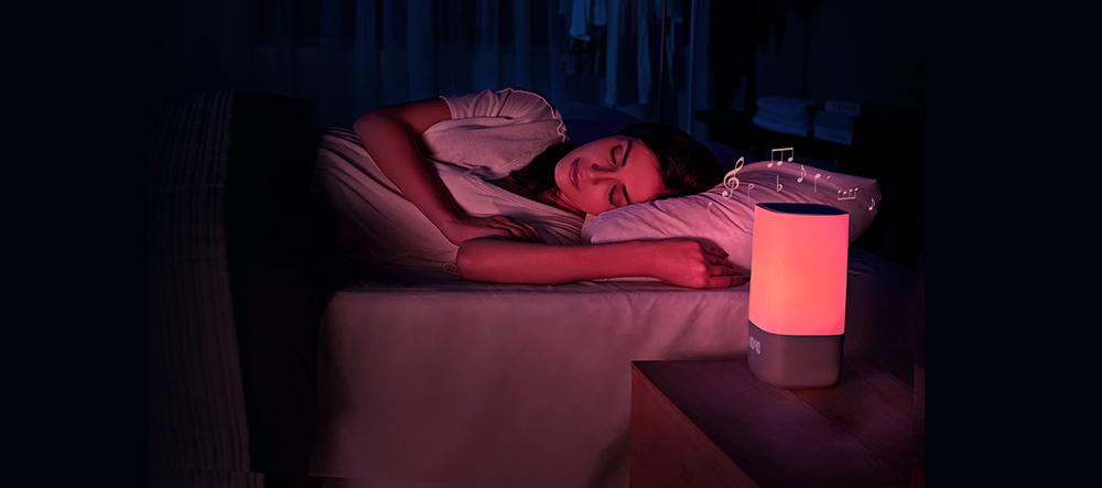 Sleepace Nox lamp