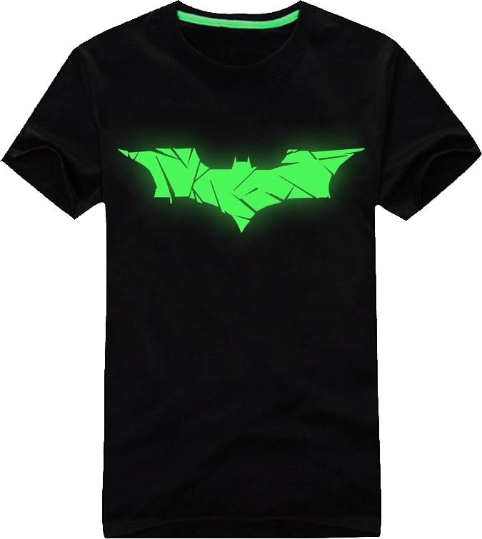 Fluorescent T-shirt - Batman | Cool Mania