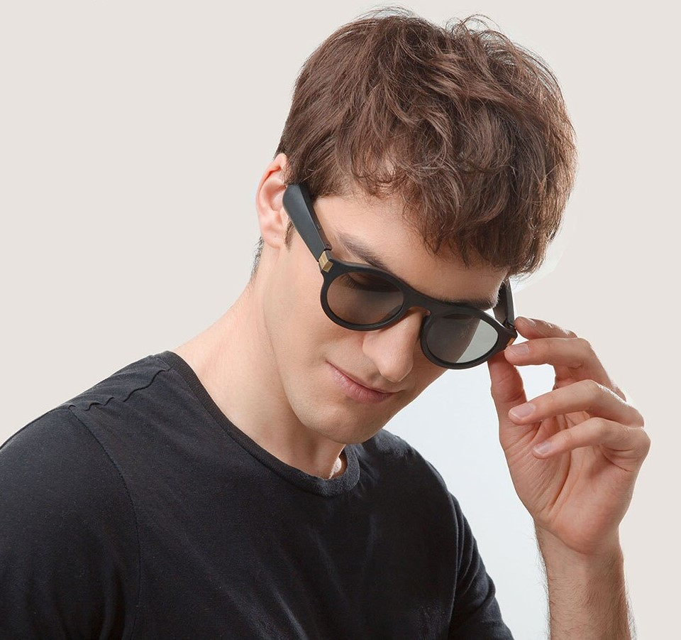 goggles stylish - bluetooth support