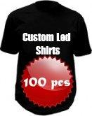 custom flashing shirts