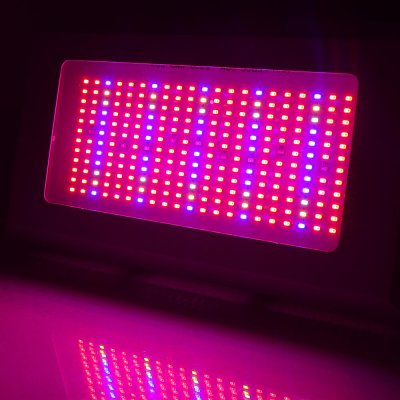 NASA led panel grow
